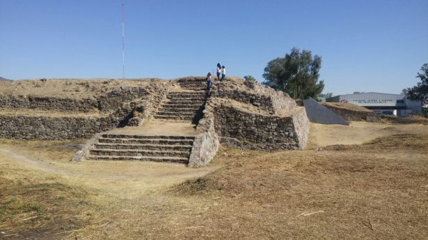 """Ixtépete, un sitio arqueológico para """"recargarse de energía nueva"""""""