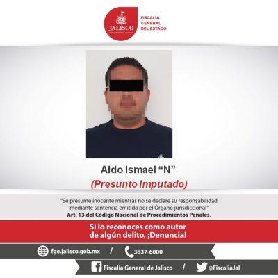 Vinculan a proceso a jefe policiaco de Encarnación de Díaz y a otro sujeto