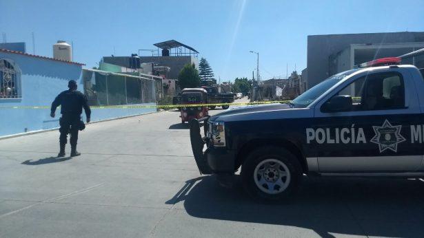 Hombre es baleado en Tlajomulco