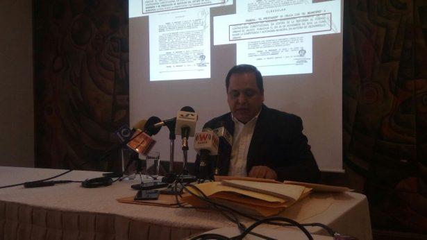 """Denunció Córdova """"redes clientelares"""" al ITEI y Tlaquepaque"""