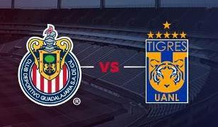 Chivas recibe a Tigres
