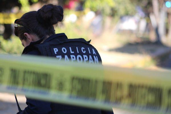 Mujer fue detenida después de que presuntamente atacó a sus hijos con una navaja en Zapopan