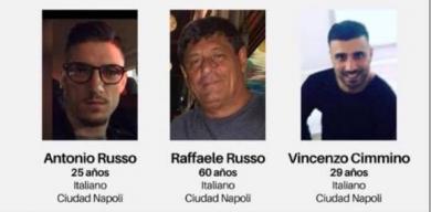 CIDH dicta medidas cautelares por desaparición de Italianos
