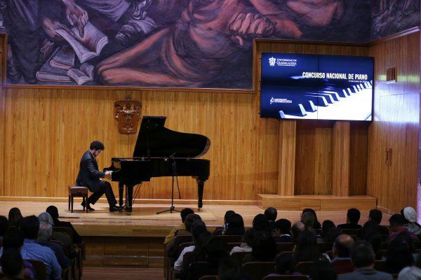 La UdeG convoca a su 3er Concurso Nacional de Piano