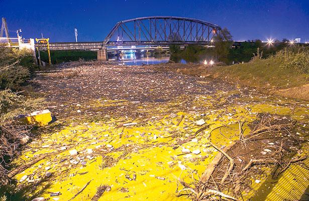Hay mercurio, plomo y cianuro en ríos del país, alerta Conagua