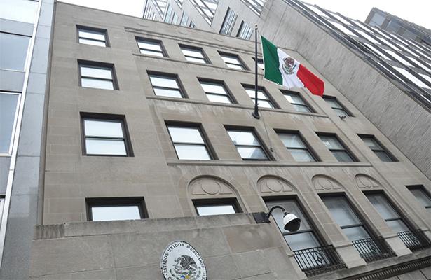 Consulado de México en Nueva York expide primer acta de nacimiento