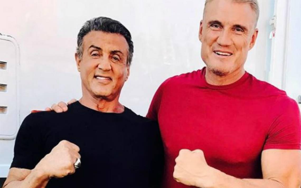 32 años después, 'Rocky' y 'Drago' se reúnen para una última batalla