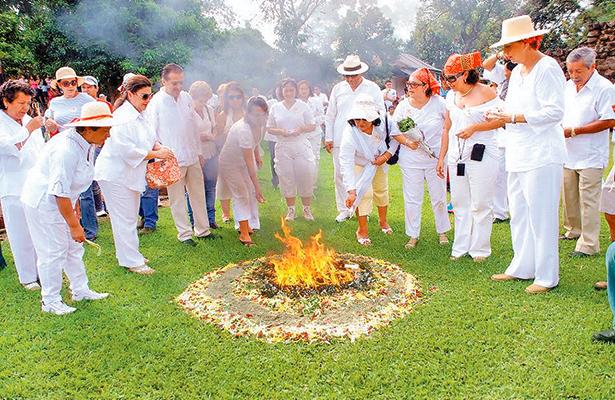 Indígenas maya mam celebrarán inicio de la primavera en Izapa, Chiapas