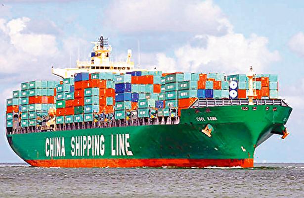 Cruza el buque Neopanamax por el canal ampliado de Panamá, es el número mil