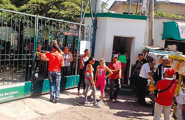 A la baja, migración cubana y africana: INM