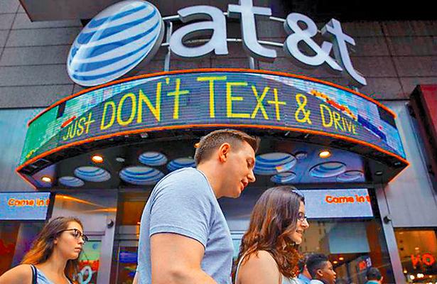 Planea AT&T el lanzamiento de implementaciones del G5 para finales de 2018