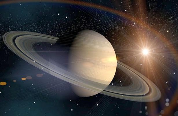 ¡Esto es lo que vio la sonda Cassini en su primera inmersión a Saturno!