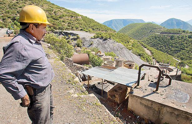 Cae inversión, producción e ingreso de divisas en minería, informa la Cámara Minera de México