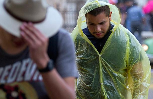 Advierten sobre lluvias y vientos fuertes en el noroeste del país