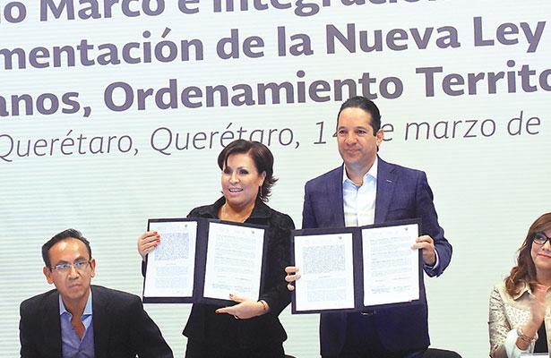 Ley de Asentamientos Humanos ya cuenta con consejo estatal