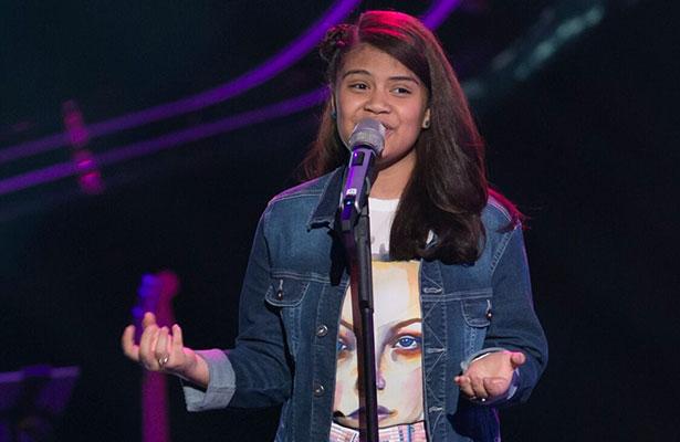 "Inició la ""La Voz Kids"". Talento y gracia de los chiquitines"