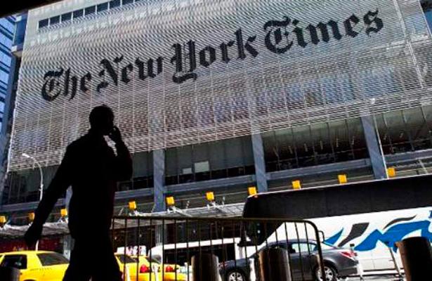The New York Times gana más suscriptores que nunca en primer trimestre del 2017