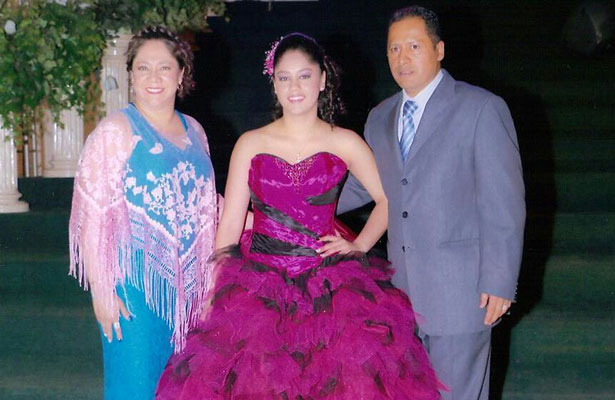 Quince años de Zyanya Duarte Muñoz