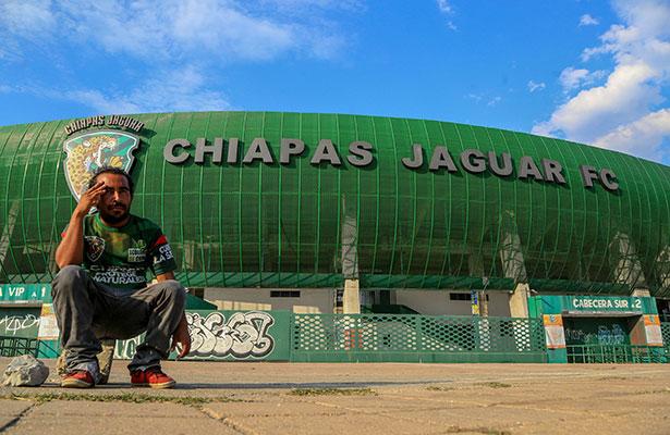Tristeza MX, lo estadios lucieron vacíos