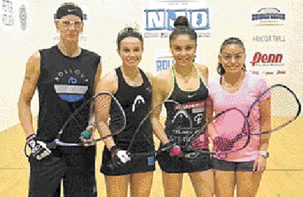 Paola Longoria es la reina del torneo New Jersey Open