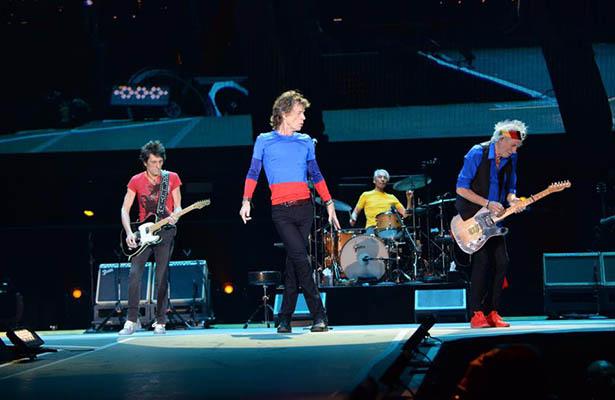 ¿En la tercera edad? Los Rolling Stones siguen rodando