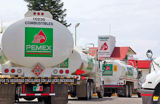 Cayó producción de crudo en México 12.3 por ciento, según datos de Pemex