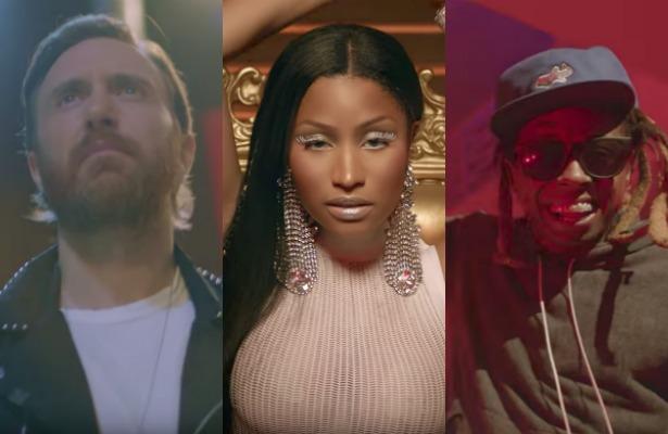 Mira el nuevo video de David Guetta con Nicki Minaj y Lil Wayne