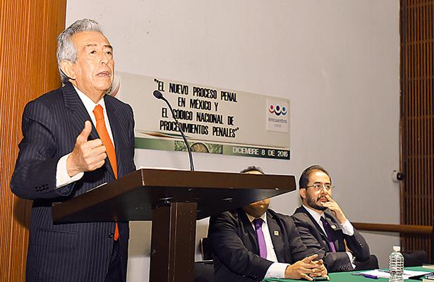 Designación del Fiscal General no puede responder a simpatías partidistas: Everardo Moreno