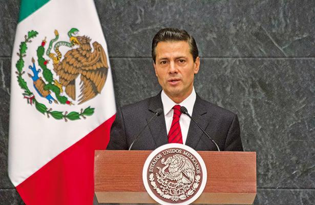 Recibe Peña Nieto reconocimiento de la UIT