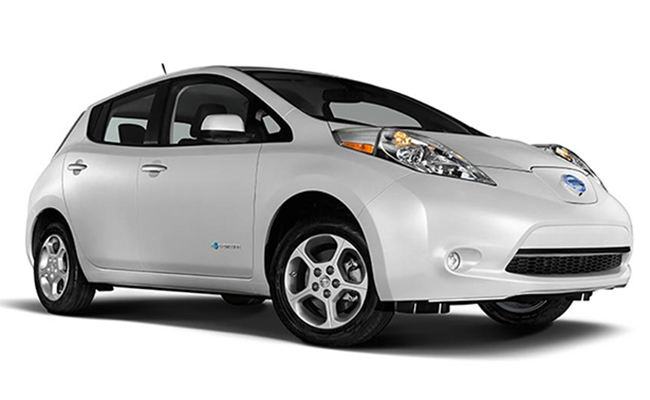 """Nissan Leaf, el """"Mejor Vehículo Verde"""" de 2017"""