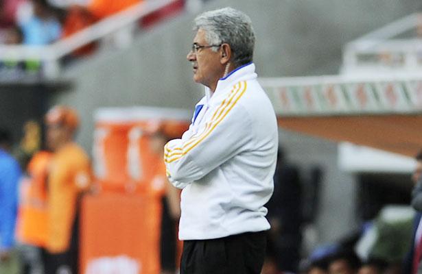 """""""Tuca"""" Ferretti acatará la sanción de dos juegos"""