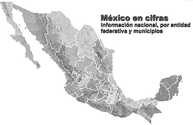 México, primer lugar en América Latina en cobertura de datos estadísticos oficiales