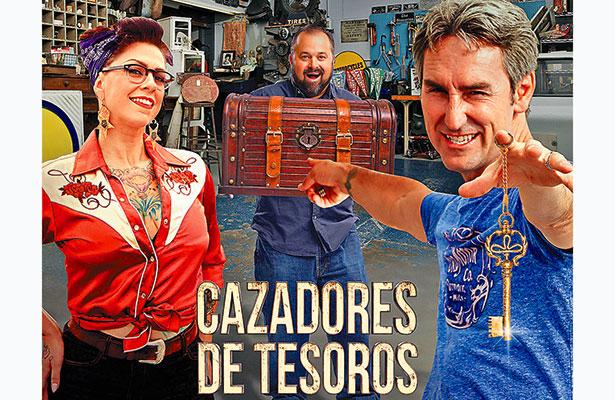 """Inicia nueva temporada los """"Cazadores de Tesoros"""""""