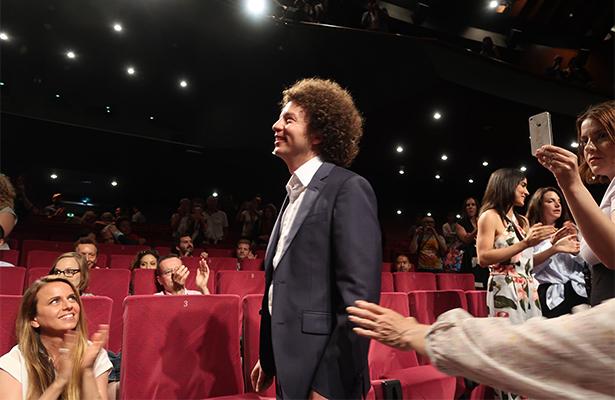 """Michel Franco, profeta en su tierra con """"Las hijas de Abril"""""""