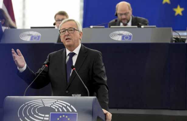 Amenaza UE a miembros que piensen en salir
