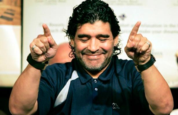 Cristiano Ronaldo es un animal como Batistuta: Maradona
