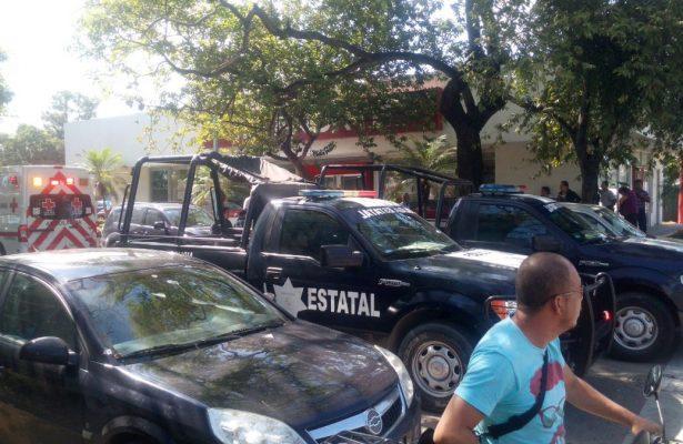 Comando roba a cuentahabientes de Tabasco