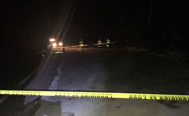 Hallan dos cuerpos calcinados en Uruapan