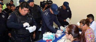 Niegan cartas de antecedentes no penales a sesenta policías