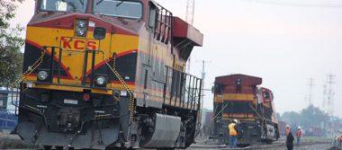 Se descarrila tren en Morelia; no hubo lesionados