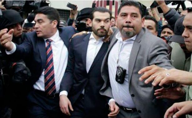 Juez ordena libertad al hijo del exgobernador Guillermo Padrés