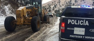 Severas nevadas se registraron en varios Estados del norte del país