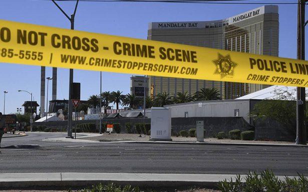 Entre la soledad y el desierto, esta es la casa donde vivía el asesino de Las Vegas