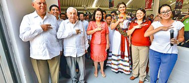 Inauguran Feria Estatal Tabasco 2017