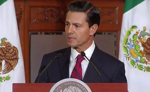 Peña Nieto dialoga con líderes de Iglesias cristianas y evangélicas
