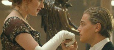 """Subastan cena con """"Jack y Rose del Titanic"""" para salvar el planeta"""