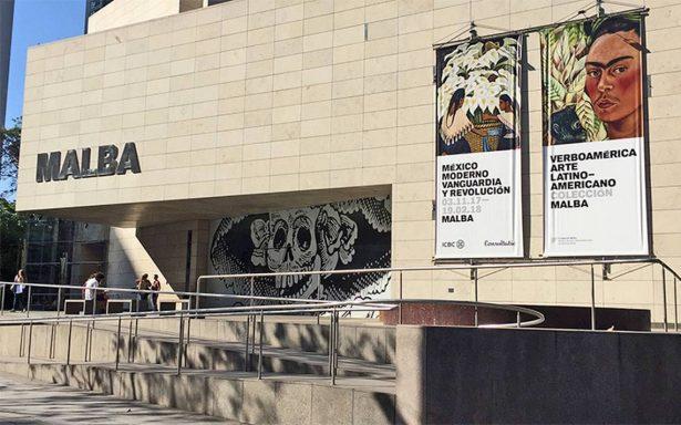 Arte representativo de México conquista al público argentino