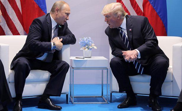 """Rusia critica política de Trump por """"miope, ilegítima y sin perspectivas"""""""