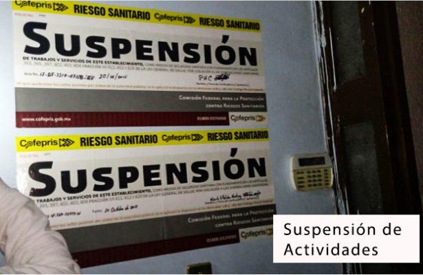 Suspenden 46 centros de tratamiento a las adicciones