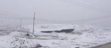 Alertan de nueva tormenta invernal en Sonora